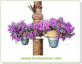 Flower Pot Plant Pot Bonsai Pot Landscape Pot Flower Garden Block Hanging Pot Interior Plant Pot Flower Plant Pot